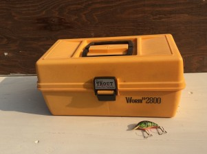 TROUT WORM2800-1