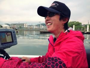 プロからバス釣りを学びたい!! 春の琵琶湖 篇